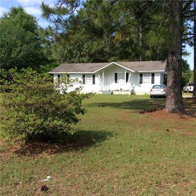 Semmes Single Family Home For Sale: 2195 Snow Road N