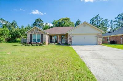 Semmes Single Family Home For Sale: 8067 Torrey Lane