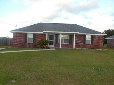 Theodore Single Family Home For Sale: 7693 Broome Court