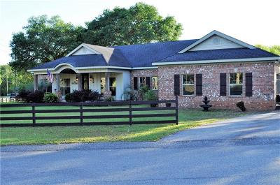 Theodore Single Family Home For Sale: 6460 Live Oak Circle W