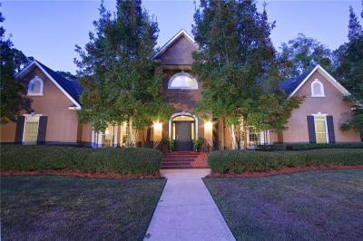 Theodore Single Family Home For Sale: 5010 Cypress Pointe Road