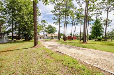 Coden Single Family Home For Sale: 14517 Dauphin Island Parkway