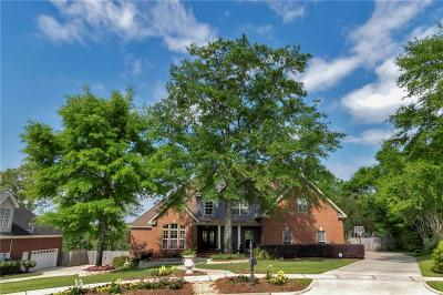 Single Family Home For Sale: 3214 Wynncliff Court E