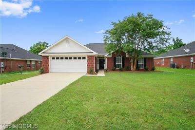 Single Family Home For Sale: 2364 Randlett Trace