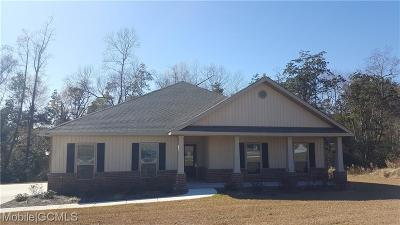 Saraland Single Family Home For Sale: 8105 Biltmore Drive