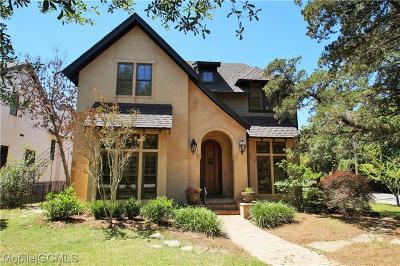 Baldwin County Single Family Home For Sale: 100 Morphy Avenue