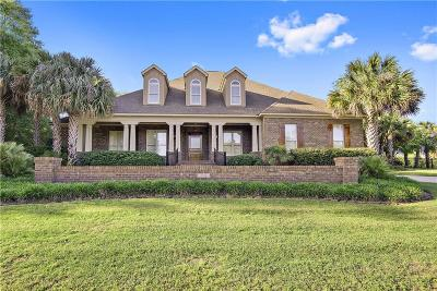 Mobile County Single Family Home For Sale: 7361 Isle Of Palms Drive