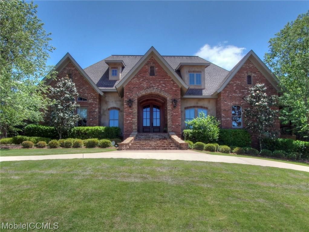 4 bed / 4 full, 2 partial baths Home in Fairhope for $1,495,000