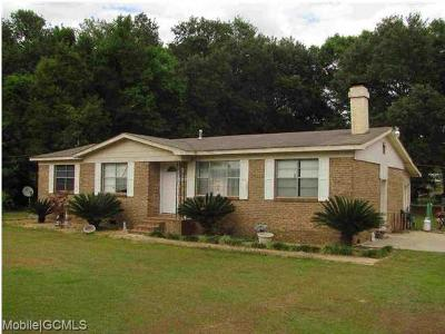 Grand Bay Single Family Home For Sale: 8855 Spanish Trail Court