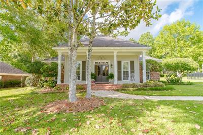 Baldwin County Single Family Home For Sale: 8741 Hickory Court