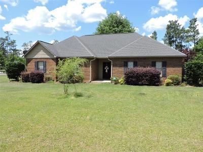 Citronelle Single Family Home For Sale: 18645 Brannon Road