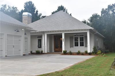 Baldwin County Single Family Home For Sale: 707 Cardamel Court