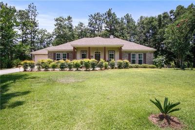 Wilmer Single Family Home For Sale: 10305 Brothers Lake Club Road