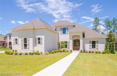 Theodore Single Family Home For Sale: 3754 Riverwood Circle