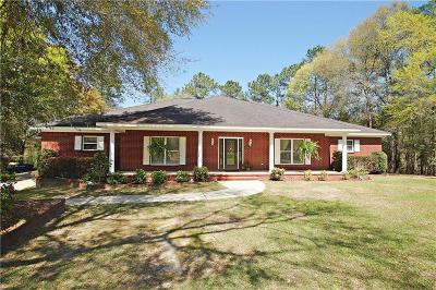 Wilmer Single Family Home For Sale: 14980 Howells Ferry Road