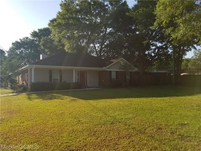 Grand Bay Single Family Home For Sale: 11946 Estel Waller Road