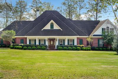 Mobile County Single Family Home For Sale: 3651 Lakefront Drive W