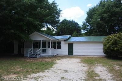 Grand Bay Single Family Home For Sale: 8750 Ramsey Road