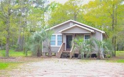 Theodore Single Family Home For Sale: 9360 Dauphin Island Parkway S