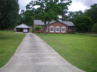 Mobile County Single Family Home For Sale: 524 Cleveland Road