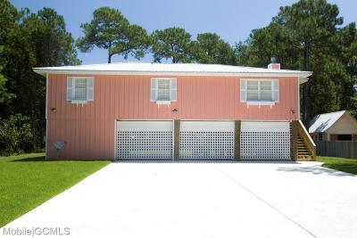 Mobile County Single Family Home For Sale: 106 Buchanan Drive
