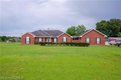 Irvington Single Family Home For Sale: 10375 Argyle Road