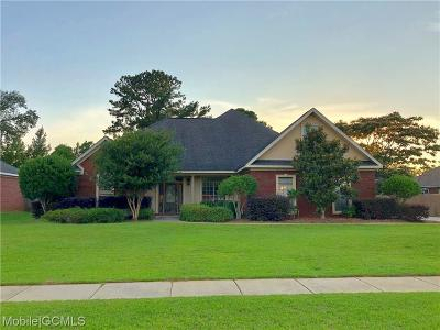Semmes Single Family Home For Sale: 3977 Symphony Way W