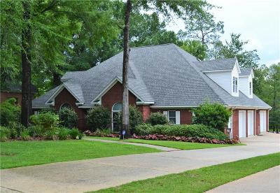 Mobile County Single Family Home For Sale: 5858 Vaughan Drive E