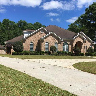 Mobile Single Family Home For Sale: 3281 Benyard Drive