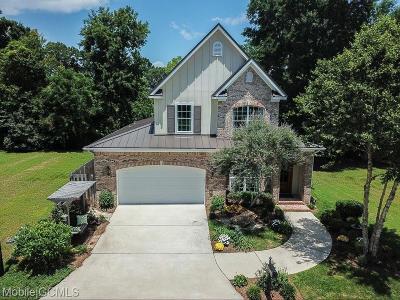 Theodore Single Family Home For Sale: 11747 Gates Circle E