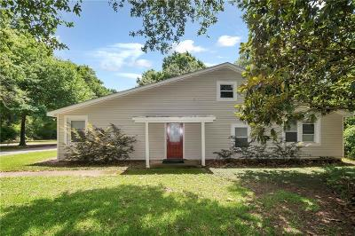 Single Family Home For Sale: 2659 Dawes Road