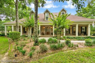 Baldwin County Single Family Home For Sale: 17340 Oakwood Trail