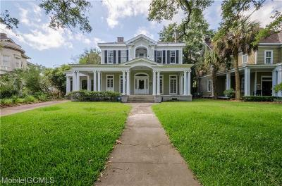 Mobile County Single Family Home For Sale: 1155 Government Street