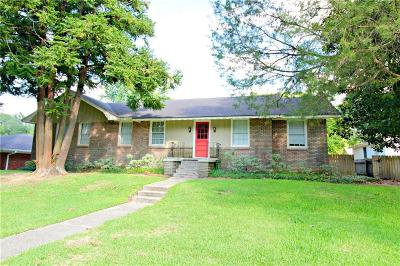Chickasaw Single Family Home For Sale: 312 2nd Street