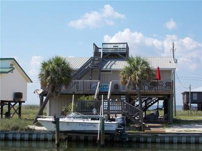 Mobile County Single Family Home For Sale: 2243 Sandpiper Street