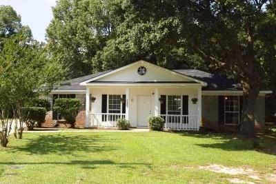 Theodore Single Family Home For Sale: 7205 Mahan Court