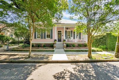 Mobile County Single Family Home For Sale: 215 Warren Street