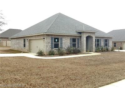 Semmes Single Family Home For Sale: 2291 Philsdale Lane E