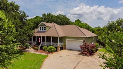 Baldwin County Single Family Home For Sale: 15756 Danne Road
