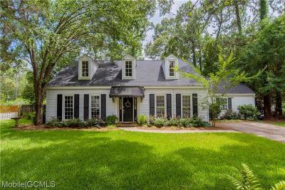 Baldwin County Single Family Home For Sale: 702 Greenwood Avenue