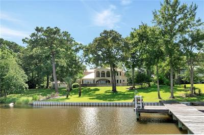 Coden Single Family Home For Sale: 12006 Dauphin Island Parkway