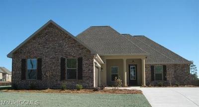 Baldwin County Single Family Home For Sale: 33860 Rutland Lane