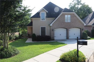 Mobile County Single Family Home For Sale: 3592 Rue Royal