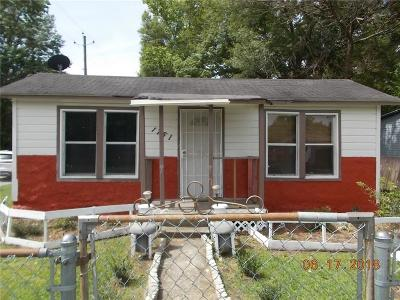 Mobile County Single Family Home For Sale: 1751 Duval Street