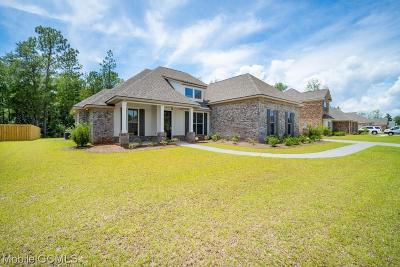 Baldwin County Single Family Home For Sale: 27729 Rhone Drive