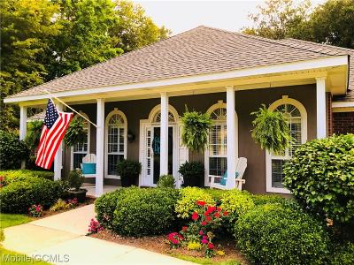 Baldwin County Single Family Home For Sale: 501 Trace Crossing