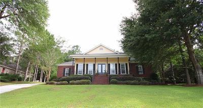 Baldwin County Single Family Home For Sale: 8356 Pine Run
