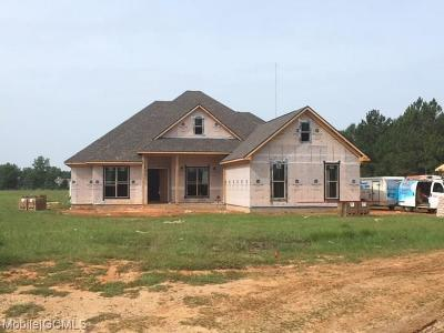 Baldwin County Single Family Home For Sale: 12120 Coyote Drive