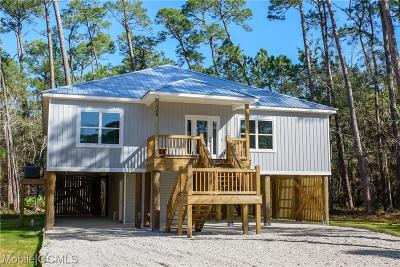 Mobile County Single Family Home For Sale: 708 Indian Place