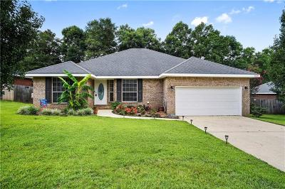 Semmes Single Family Home For Sale: 10325 Blackwell Drive S